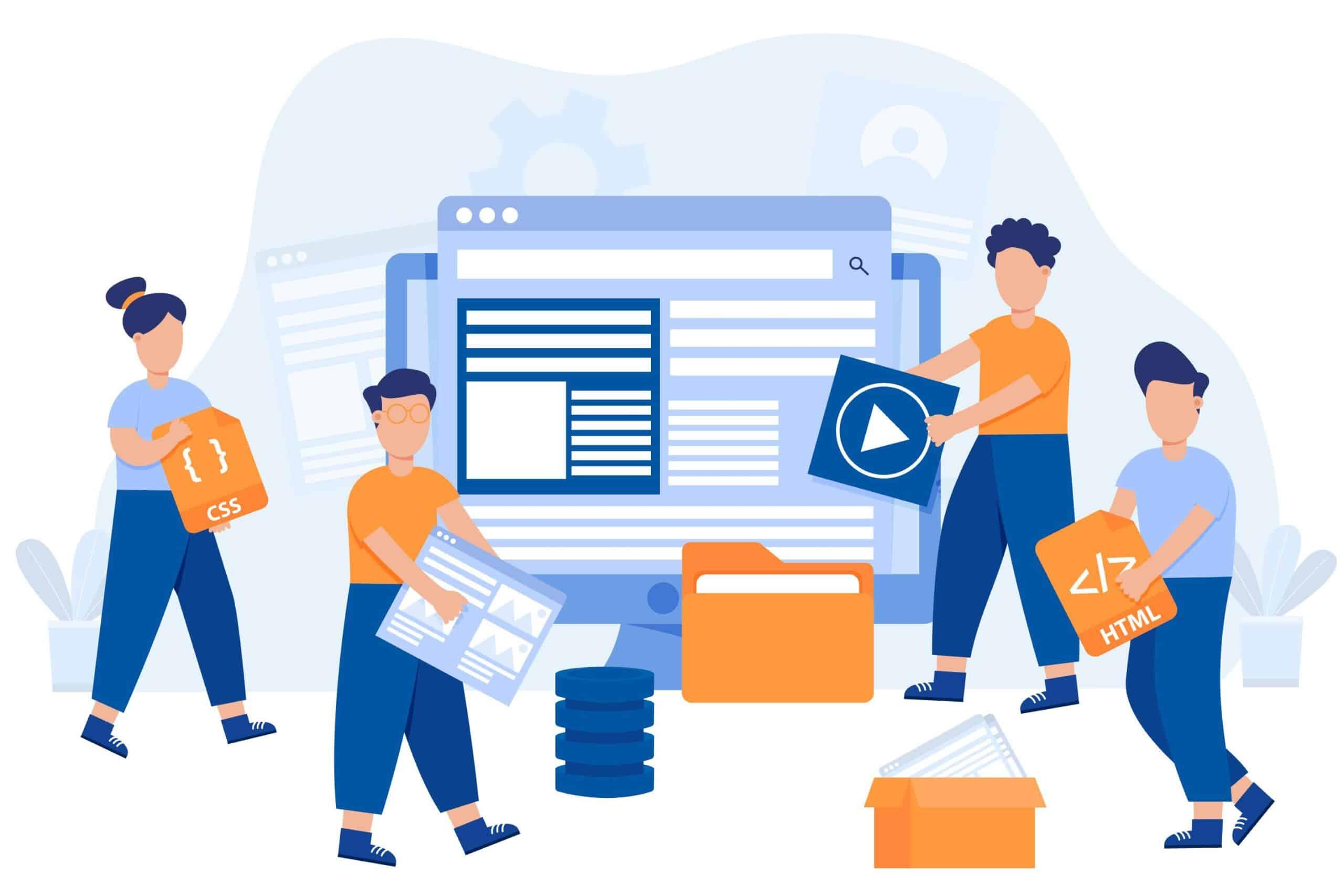 Атрактивен дизайн - Какво включват услугите за изработка на онлайн магазин във Велико Търново и страната - Project Yordanov