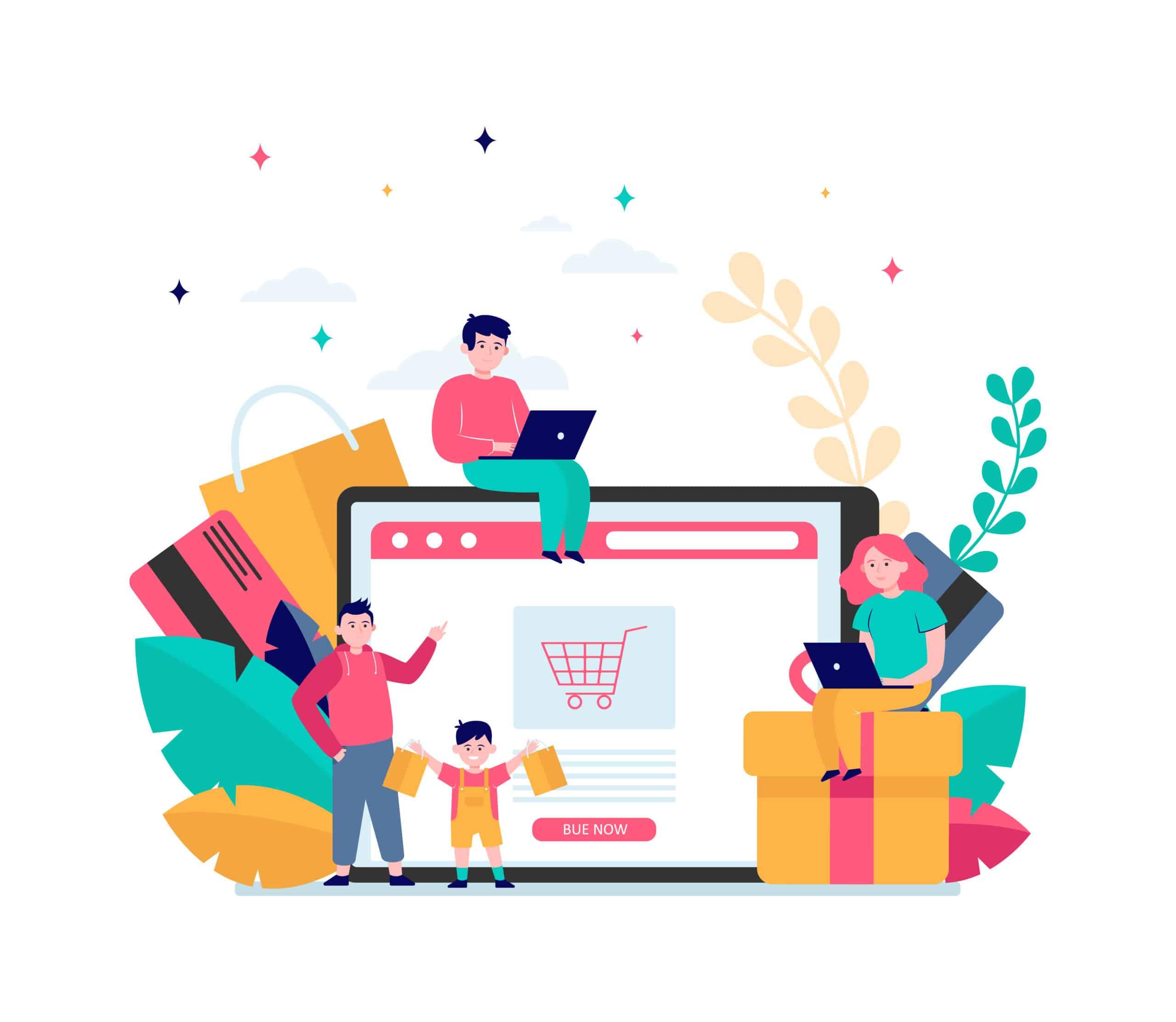 Стимулирайте повече продажби с професионални услуги за изработка на онлайн магазин във Велико Търново и страната - Project Yordanov